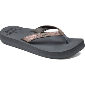 Reef Star Cushion Flips Women, grey multi